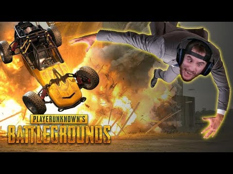 Chicken Hunting and Horn Honking  || Exercise Punishment Day 5 || PlayerUnknown's Battlegrounds