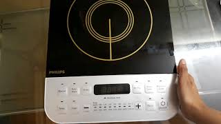 induction cooker use