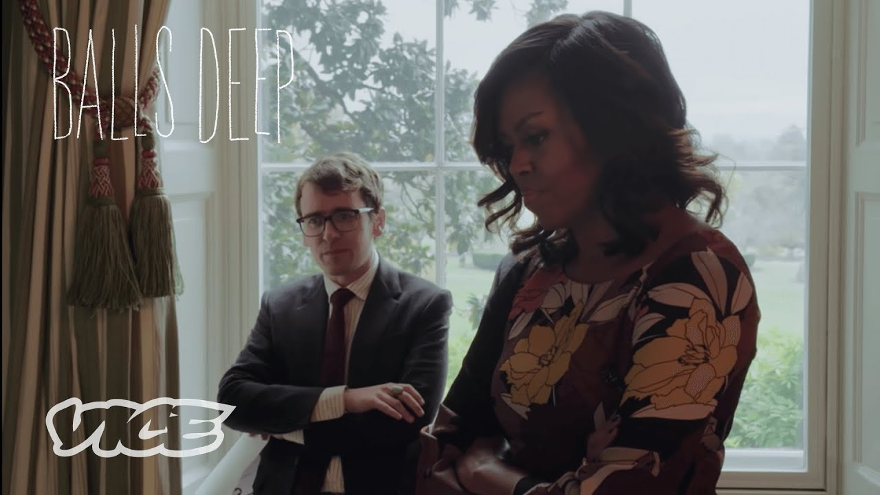 Visiting the Obama White House | Balls Deep Season 2 Episode 9