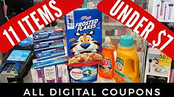 Easy! Walgreens Couponing Deal! All Digital Coupons! Beginner Friendly