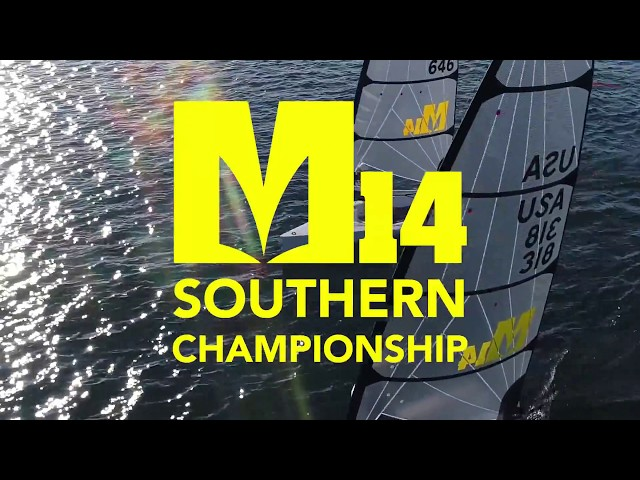 2017 Melges 14 Southern Championship // Highlight Reel