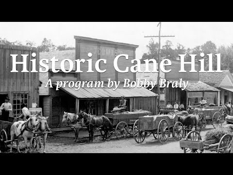 Historic Cane Hill, Arkansas