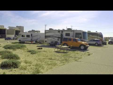 Video Tour of Point Mugu Recreation Facilities, CA