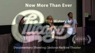 Now More Than Ever, The History of Chicago, Sedona Q&As