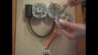 elektroobvody #2 zásuvka, vypínač