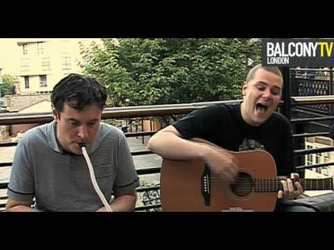 ALPHABET BACKWARDS (BalconyTV)
