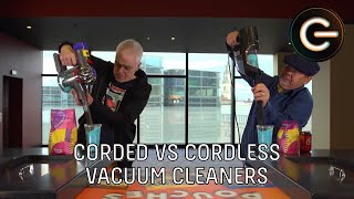 Shark VS Dyson | The Gadget Show