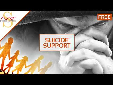 Mas Sajady | A Free Public Service: Suicide Support