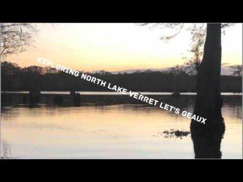 Exploring North Lake Verret
