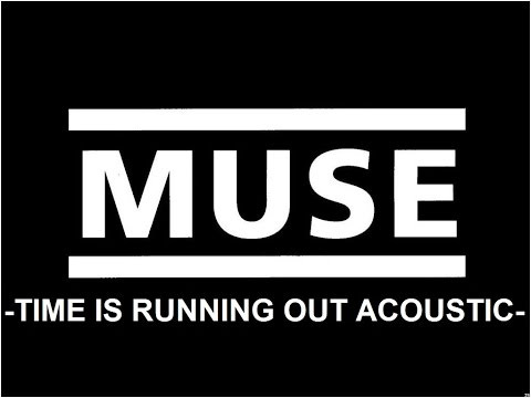 MUSE- Time Is Running Out Acoustic (cover With Tab)