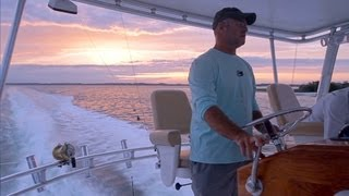 Custom Carolina Sport Fishing Boat Builder - Jarrett Bay Boatworks