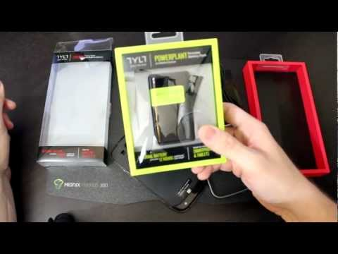 TYLT Energi Battery Case Unboxing and First Look