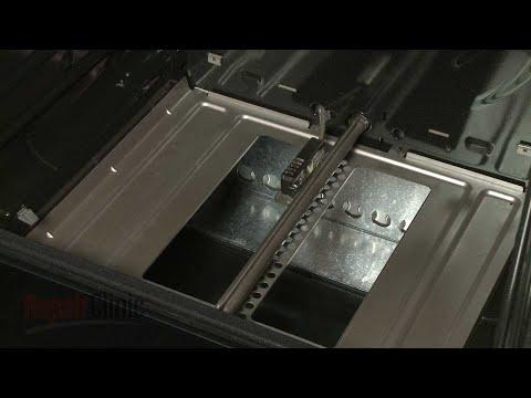 Oven Burner Tube - Whirlpool Gas Range WFG505M0BS0
