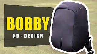 BOBBY РЮКЗАК - маркетинговое ГОВНО, или лучший рюкзак?