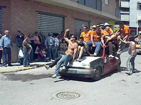 San Vicente 09. Llíria. Procesión de los borrachos. Parte 11