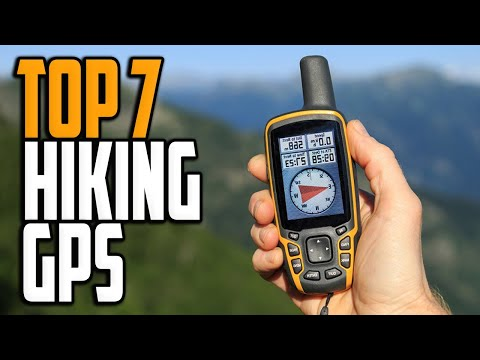 Best Hiking GPS 2020 Top 7 Hiking GPS Reviews