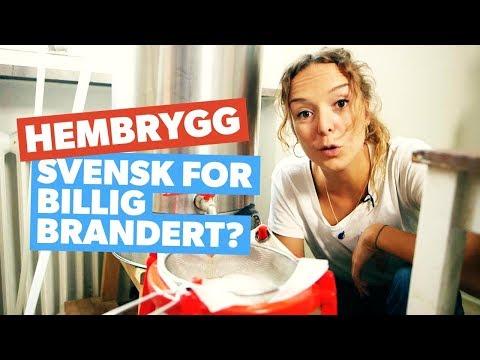 Hembrygg - Svensk for billig brandert?