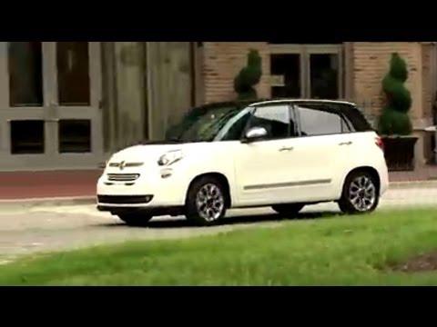 2014 Fiat 500L, Dodge Dart GT, Dodge Charger Pursuit, Chrysler Turbine Car