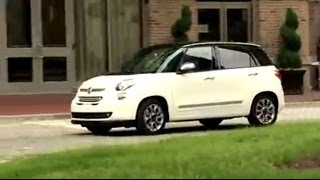 2014 Fiat 500L, Dodge Dart GT, Dodge Charger Pursuit, Chrysler Turbine Car