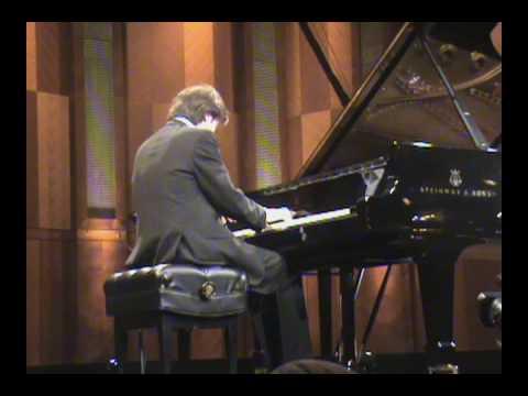 Cliburn 2009 Michail Lifits Semifinal Recital
