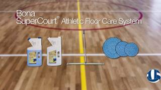 How to Properly Maintain Wood Gym Floors with Bona®