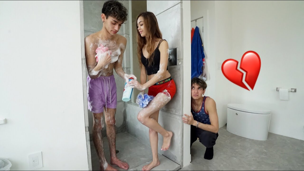 I Caught My Girlfriend Taking A Shower With My Twin Brother