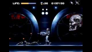 Mega Drive Longplay [202] RoboCop versus The Terminator