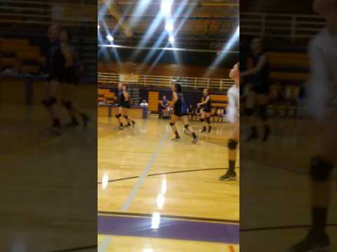 Shelby high school vs Cut bank high school JV 2016 9-27-16