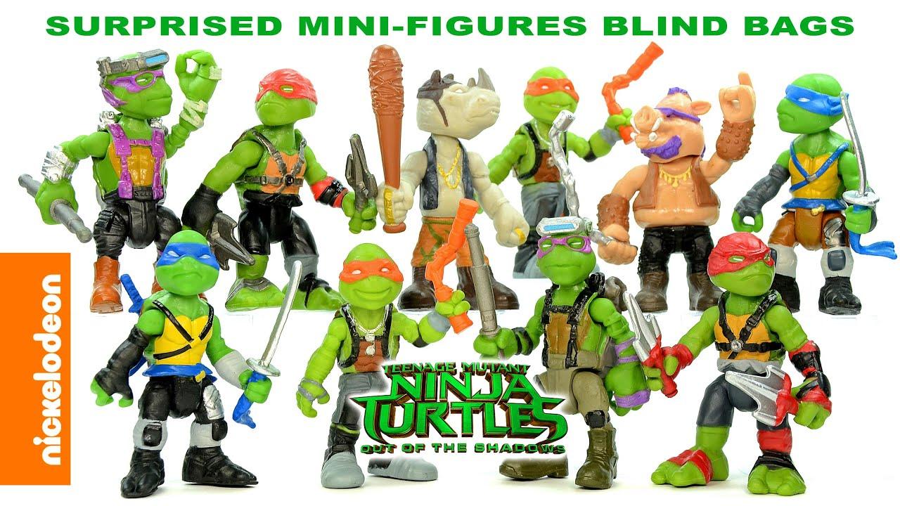 Nickelodeon Teenage Mutant Ninja Turtles Out Of The