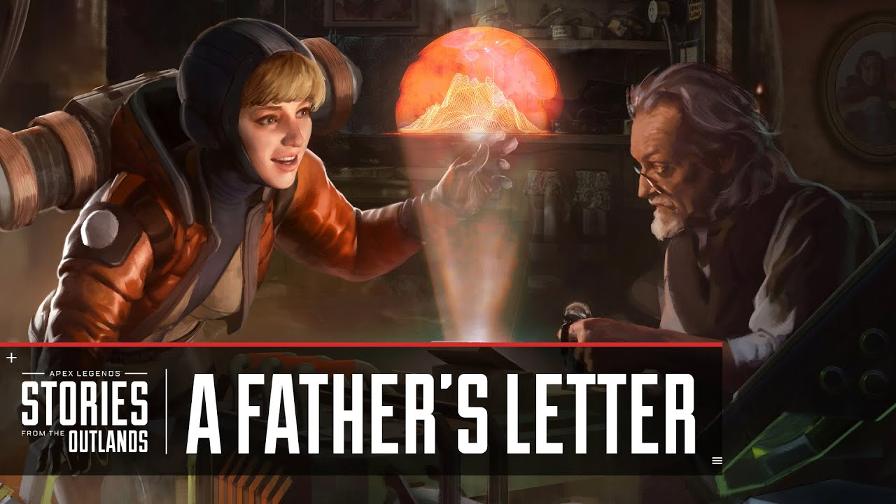 "Apex Legends | Stories from the Outlands – ""A Father's Letter"""