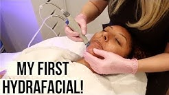 My First Hydrafacial - ACNE PRONE SKIN remedy! | BiancaReneeToday