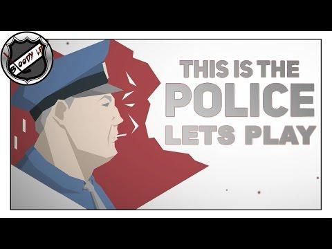 THIS IS THE POLICE [Deutsch/German] #001 - Abgesetzt und Weggeworfen ★ Let's Play This is the Police