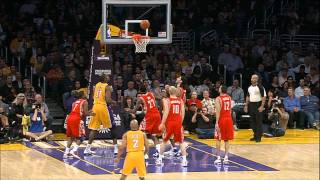 Kobe Bryant`s Top 10 Plays