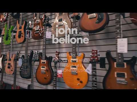 Bellone's Music - London Ontario's Guitar Store