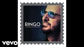 Ringo Starr - Not Looking Back (Audio)