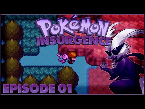 "Let's Play Pokemon Insurgence w/ ShadyPenguinn - Episode 01 ""Cults and Freak Pokemon!"""