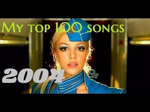 My top 100 songs of 2004