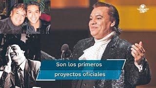 Iván Aguilera, hijo del Divo de Juárez, anunció que también realizará una nueva serie y hasta planean una figura del cantante en el Museo de Cera