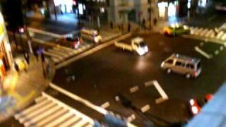 小型ビデオカメラ ストリートカム CAM-007BBサンプル動画2