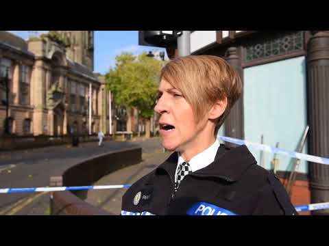 Supt Sue Parker on the investigation into the Walsall boxing night attack