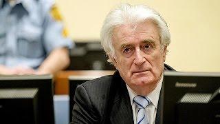 Bosna Kasabı Karadzic 40 yıl hapis cezasına çarptırıldı