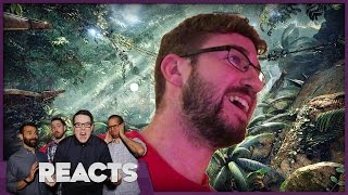 Uncharted 4 Easter Egg Reaction - Kinda Funny Reacts