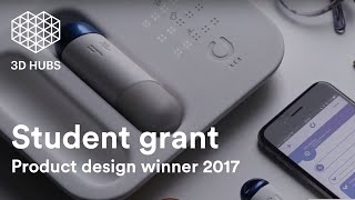 Aer - 3D Hubs Student Grant Product Design Winner - 2017