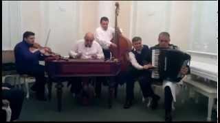 Ionica Minune canta pentru Lautarii din Chisinau