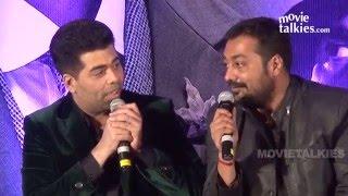 Karan Johar And Anurag Kashyap Take On KRK