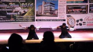 Are ruk ja re bande indian ocean ( Choreography by J&D Dance and Music company)