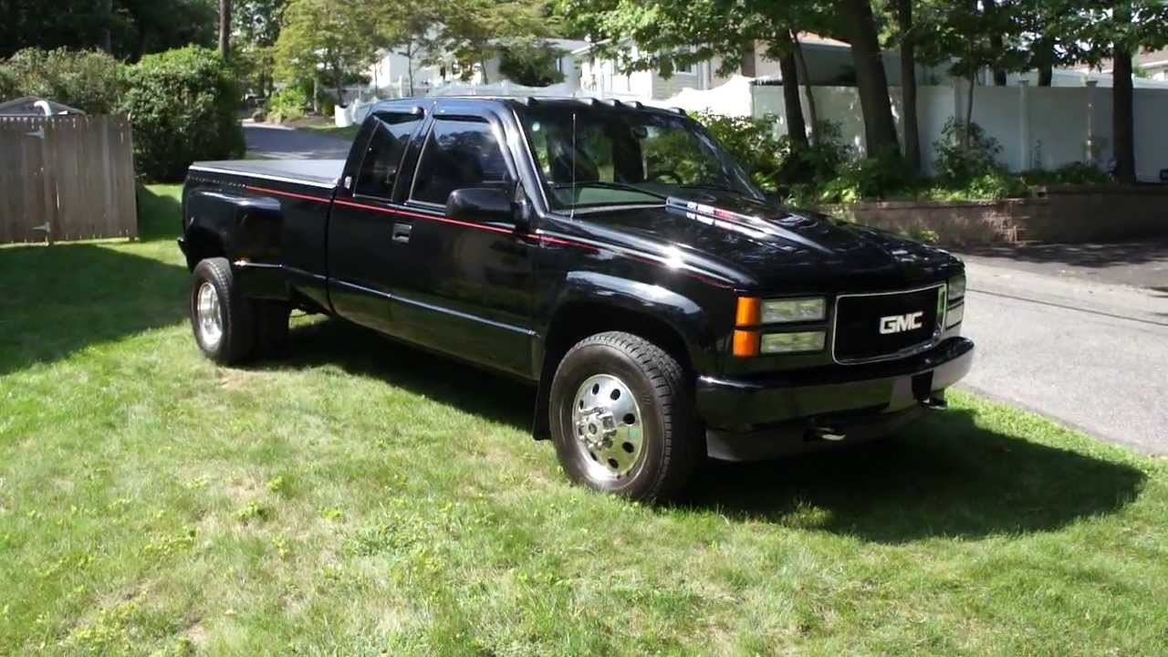 medium resolution of 2000 gmc sierra 3500 1 ton dually diesel for sale absolutely beautiful fantastic youtube