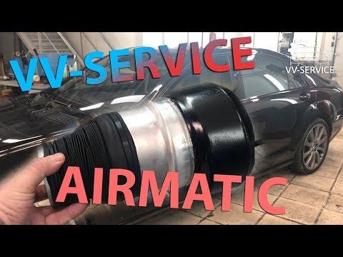 Как часто ломается пневматическая подвеска AIRmatic
