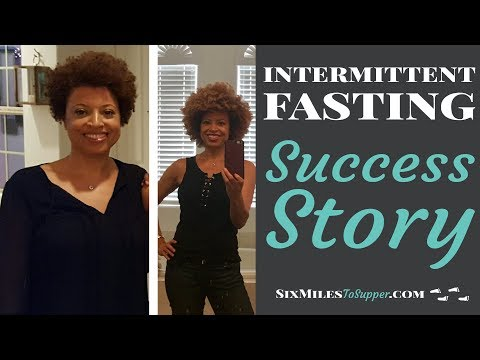 Intermittent Fasting Success Story Reggi Sweat