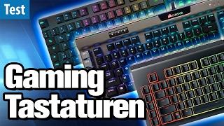 Die besten Gaming-Tastaturen im Test (2017)   deutsch / german